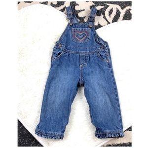OshKosh B'gosh onepiece overalls vintage 12 months